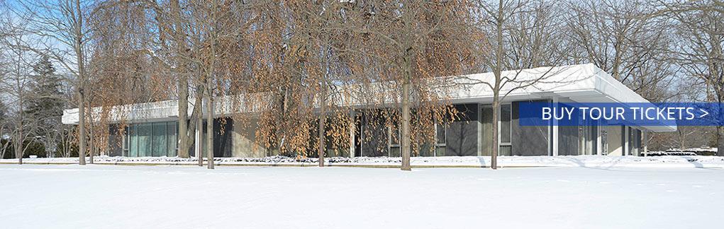 Miller house in winter joe harpring