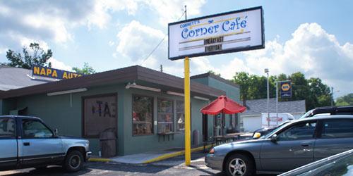 Corner-cafe
