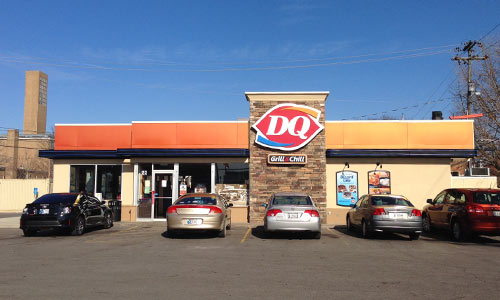 Dq downtown